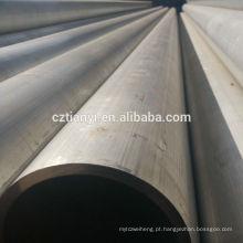 2015 Tubo de aço inoxidável espiral de alta qualidade, tubo de aço inoxidável 6mm