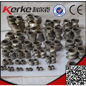 high quantity twin screw extruder screw elements