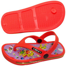 OEM New Red Children′s Flip-Flops
