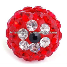 Wholesale 2014 jewelry fashion shamballa beads