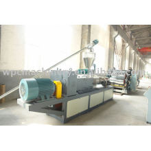 PVC foam board machine line