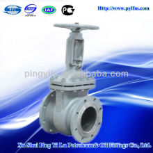 Good quality cast iron russian gost gate valve factory!