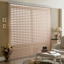 Cortinas de estilo moderno Sheer Shangri-la Persianas / cortinas