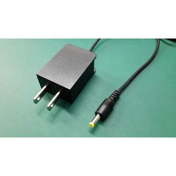 7.5V 800mA 9V 600mA AC DC Power Adapter with UL, cUL, FCC, PSE etc Approval