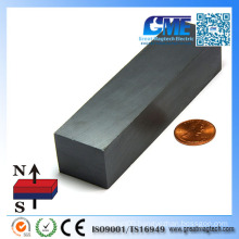 "Ceramic 8 F4X1X1"" Hard Block Ferrite Permanent Magnets"