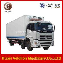 Dongfeng 6X2 LHD / Rhd 15tons Kühlschrank / Gefrierschrank / Cool / Kühlwagen für Verkauf in Afrika