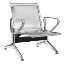 stainless teel airport chair waiting chairs , public chair