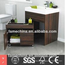 2015 Hot Sell Fashional Melamine Bathroom Storage Cabinet