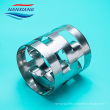 SS304, 316L Stainless Steel Metal Random Packing Pall Ring