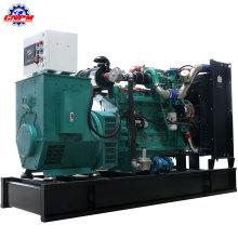 Precio de alta calidad del generador de gas natural de la fábrica de 80kw / 108.8hp