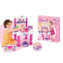 Ребенок в детской игровой приставке Baby Bath Play Toys (H0535126)