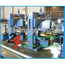 Máquina para la fabricación de distintos tipos de tubos de acero