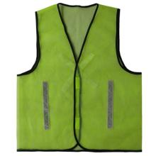 Cheap Polyester Mesh Flourescent Safety Vest