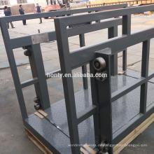 Fabrikverkauf hydraulischer elektrischer vertikaler Warenaufzug für billigen Preis des Lagers