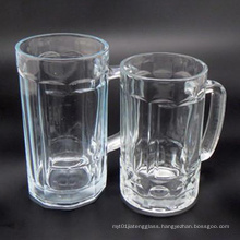 480ml & 375ml Glass Beer Mug (16oz & 12.5oz)