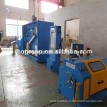 11DST (0.8-2.76) grande machine de tréfilage de cuivre intermédiaire