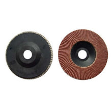 Flap Disc, roda da aleta