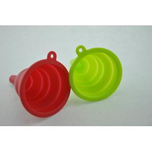 Collapsible Style Funnel Hopper Kitchen Cooking Tools