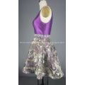 Short A-line Cocktail Dress Homecoming Dress