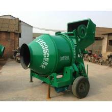 JZC movable concrete mixer