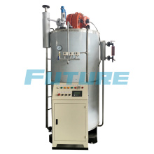 Chinese Compact 500kg/H Oil Steam Boiler