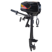 Brushless Hangkai 48V 800W Electric Boat Motor Outboard 3.6HP