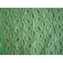 Hollow Texture Cotton Lace Fashion Fabric
