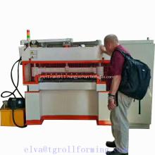 Hy-rib lath formwork machine