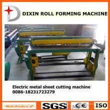 Equipamento elétrico de corte de chapas de metal Dx