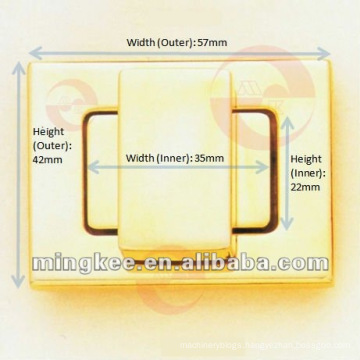 Ractangle Turn Lock (R9-163A)