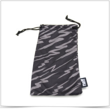 Custom Drawstring ultra tecido bolsa de telefone móvel