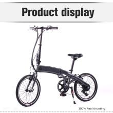 электрический велосипед горячая распродажа 2017 / мини складной электрический велосипед / высокое качество электрический велосипед