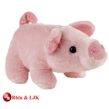 Meet EN71 and ASTM standard soft toy pink pig