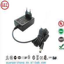 КБ КХЦ и RoHS 30ВА переменного тока/DC адаптер питания