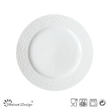 Plato de ensalada de restaurante clásico de alta calidad