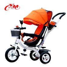 2016 новая модель стального каркаса королевский ребенок трайк/смарт трайк велосипед 3 колеса/трехколесные для детей 3 лет