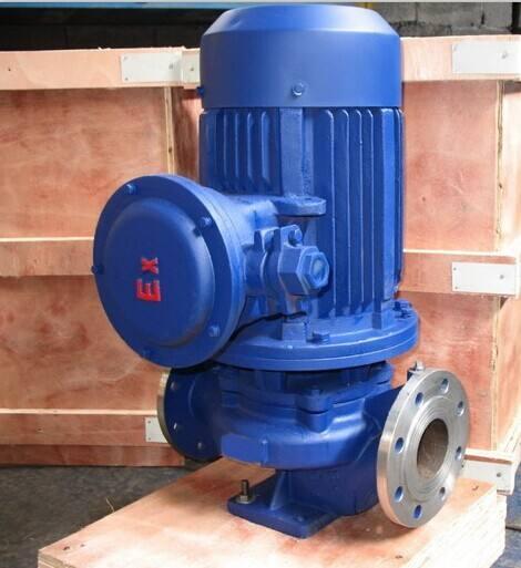 IHG stainless steel corrosion resistant pipeline pump 2