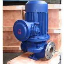 Pompe de tuyauterie résistante à la corrosion en acier inoxydable IHG