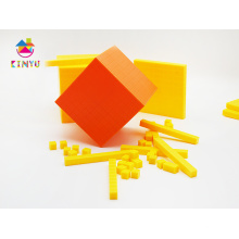 Suministros de enseñanza / Base diez bloques (K001)