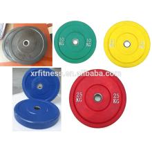 Bestnote Gewichtheben Wettbewerb Bumper Platten