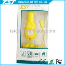 Mini Telefon Auto Ladegerät mit USB 3.0 Kabel