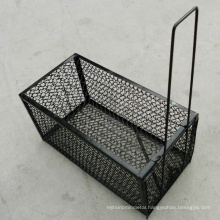 64x19x26 cm galvanized carbon steel trapping squirrel rat cage