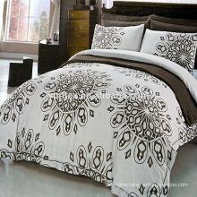 100% Cotton Embroidery Bedding Sheet Set