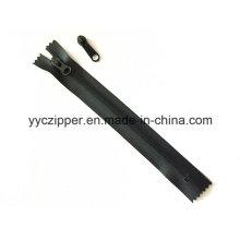 5 # TPU / PVC fermeture à glissière en nylon imperméable pour l'extérieur