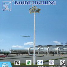 15m 10шт 400W HPS высокие мачты освещения