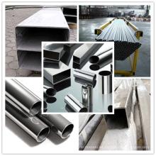 Fabricante Astm 309 309s Tubo de acero inoxidable