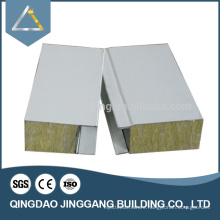 Pu Eps Rockwool Glasswool Wall Roof Sandwich Panel