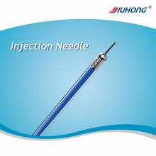 Aiguille d'Injection jetable sclérothérapie endoscopique avec pointe métallique