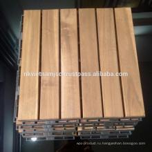 Вьетнам высокого качества палубе плитки 300x300x19 мм для бассейна