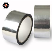 Серебряная цветная бумага Самоклеящаяся алюминиевая фольга